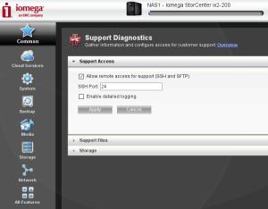 nas_diagnostics_page